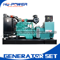 1500rpm ac generator 120kw powered by cummins diesel engine