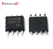 100 pçs/lote PIC12F683 I/SN PIC12F683 PIC12F683 I 12F683 SOP 8 Melhor qualidade