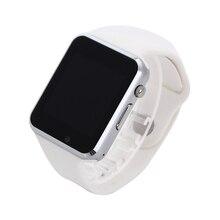 Orologio Da Polso Intelligente Orologio Bluetooth di Sport Pedometro Con SIM Kamera Smartwatch Pro Android Smartphone Russland T15