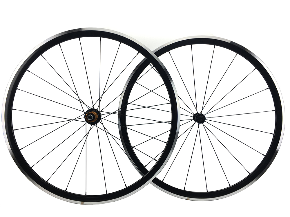 XR200 KINLIN Road Bike Wheelset Alloy Aluminium light weight road bicycle wheel Bitex hub 1355g 700C