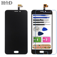 Mobile Phone LCD Display For Umi Plus Touch Screen Glass Digitizer Panel For Umi Plus E