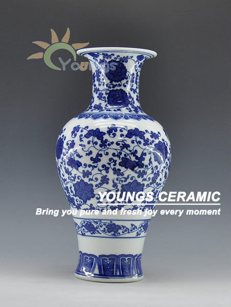 Classical Decorative Fish Shape Vase In Vases From Home Garden On