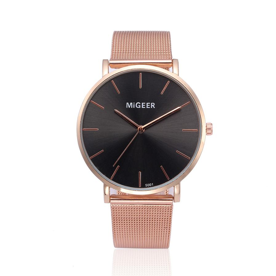 Watch Fashion Crystal Classic Casual Women Watches Rose Gold Stainless Steel reloj mujer Watch Woman J27 2016 new ladies fashion watches decorative grape no word design gold watch stainless steel women casual wrist watch fd0107