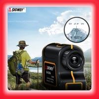 SNDWAY telescope laser range finder 600m 1000m 1500m monocular metro laser distance meter for hunting digital tape Measure laser