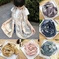 Подсолнечное Глушитель из девушек шеи шарф весной и осень родитель-ребенок шарф дети хлопок белье 2016 симпатичные новый B1