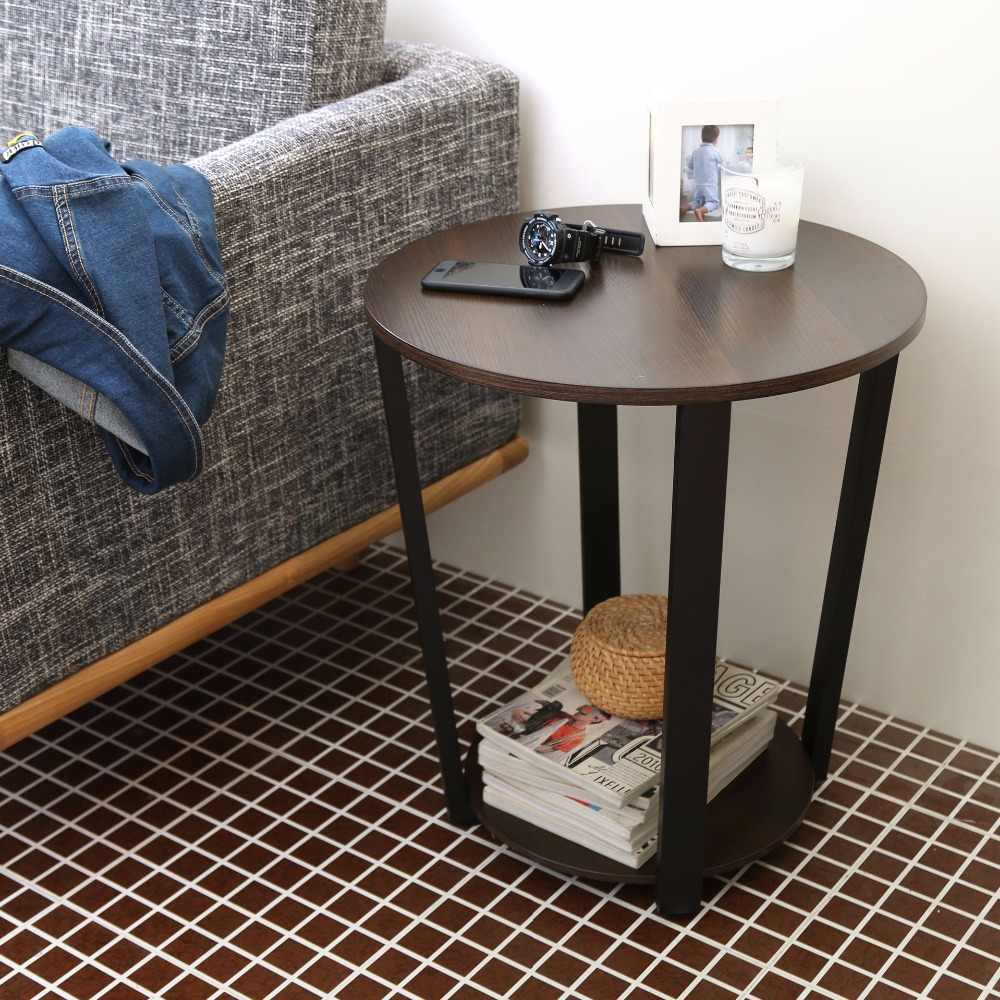 Mesa auxiliar simple y moderna para oficina mesa de centro ...