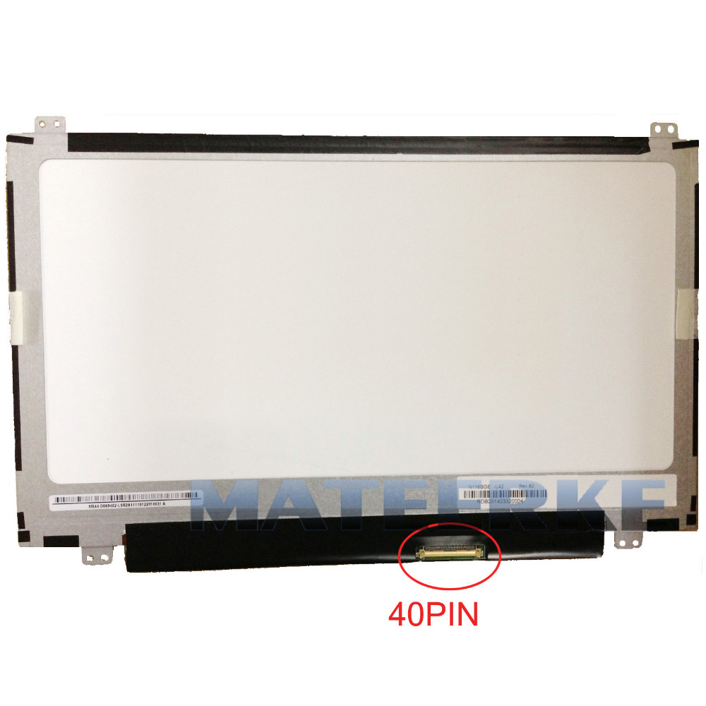 NEW 11.6 LCD Screen For Acer Chromebook C7 C710-2856 C710-2834 PANEL,Free Shipping