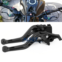For Bajaj Pulsar 200 NS Pulsar 200NS Pulsar200NS All Years CNC Motorcycle 3D Long/ Short Lever Moto Clutch Brake Levers 2 Styles