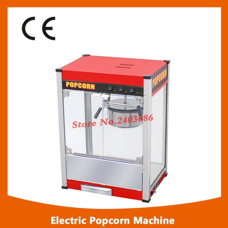 Fast Food Equipment Automatic Use Popcorn Machines For Sale,High Quality Use Popcorn Machines For Sale,Caramel Popcorn Machine free ship new premium fast food equipment commercial package double grilled hamburger machine price