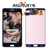 Warranty 6 0 Gold AMOLED Display For SAMSUNG Galaxy A9 LCD Screen Touch Digitizer 2016 A9