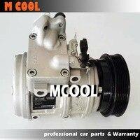 NEW 10PA17C Air Conditioner Compressor For Hyundai AC Compressor 16250 18000 16250 1800J 16250 1800K 16250 19100 16250 2760K