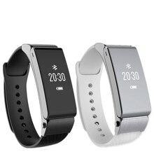 Smart Armband Bluetooth Leben Wasserdicht Sport Fitness Tracker Gesundheit Armband Schlaf-monitor SmartWatch für Android iOS telefone