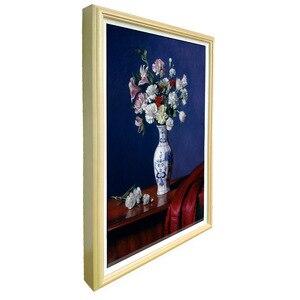 Image 3 - 32inch display digital signage advert player wall mount digital totem display wood digital photo frame