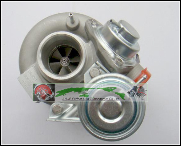 Free Ship Turbo For VOLVO 850 R T5 C70 V70 S70 2.3L B5234 T6 B5234T3 B5234T5 N2P23HT TD04 49189-01350 49189-01355 Turbocharger