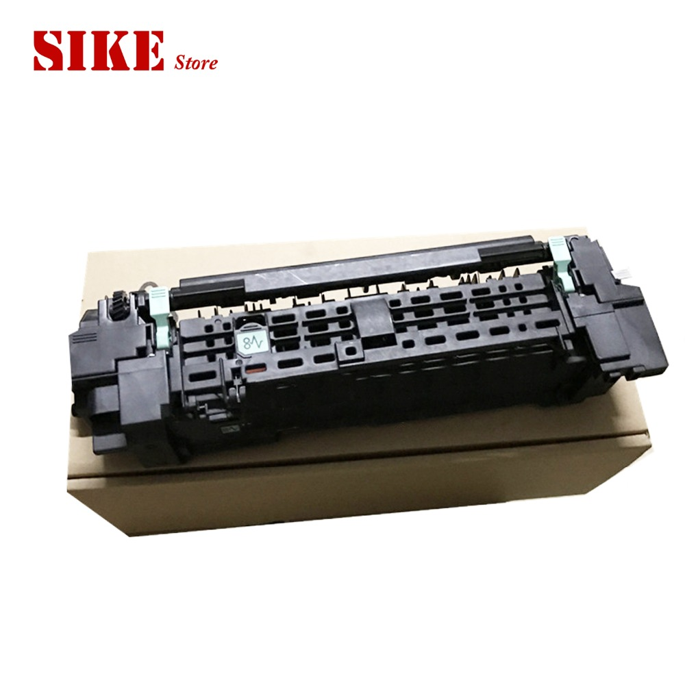 Fusing Heating Unit Use For Fuji Xerox DocuPrint C1110 C1110B C1190 FS 1110 1190 Fuser Assembly Unit chip for xerox fuji xerox fuji xerox fujixerox 108r776 108r777 108r775 new iamging refill kits chips fuses free shipping