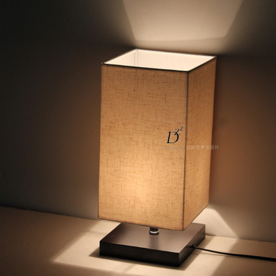 Aliexpress.com : Buy Modern brief table lamps for bedroom bedside ...