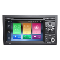 AutoRadio 2 Din Android 8.0 Stereo System Car Multimedia DVD Player For Audi/A4/S4 2002 2008 4GB GPS Navigation RAM DSP OBD2