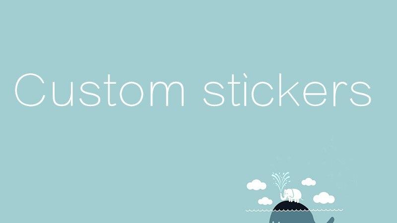 YOYOYU Sticker mural spécial papier peint personnalisation bricolage moderne intérieur chambre autocollant décoration 00