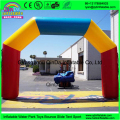 Outdoor Advertising Inflatable Arch Cheap Inflatable Start Finish Line Sports Arch For Sale