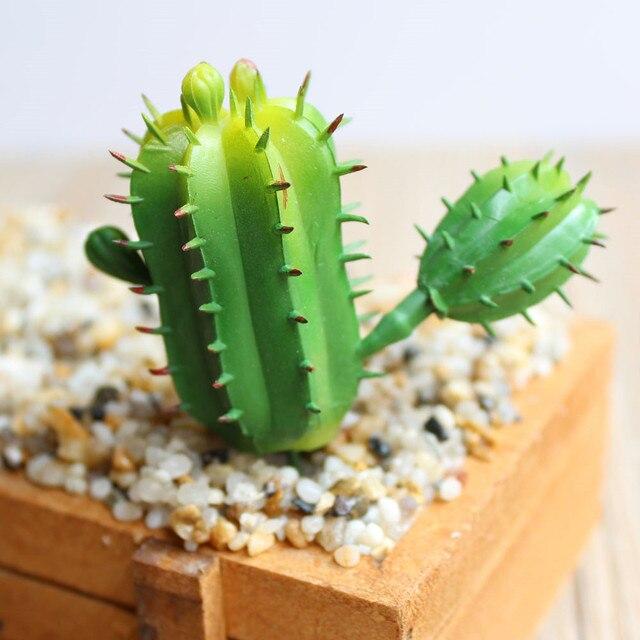 buy mini artificial succulent plants for home decoration green plastic faux. Black Bedroom Furniture Sets. Home Design Ideas