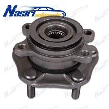 Conjunto de cojinetes de cubo de rueda delantera para NISSAN SENTRA NV200 LEAF TEANA J33 2013-