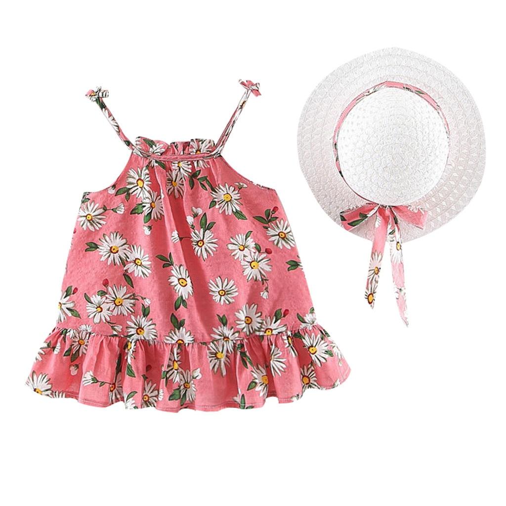 Girls' Clothing Mother & Kids Liberal Muqgew Summer Dress 2019 Brand 100% Cotton Princess Dress For Girl Clothes Unicorn Dresses Kids Clothing Children#p6