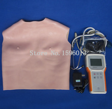 Advanced Cardiopulmonary auscultation training controller model,Lung auscultation training model,auscultation training model
