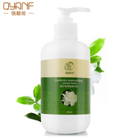 QYF Gardenia Whitening Nourishing Body Whitening Moisturizing Body Lotion Skin Repair Hydrating Remove Dead Skin Body