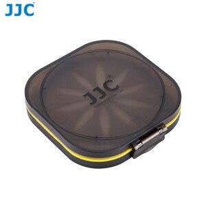 Image 5 - JJC 카메라 UV CPL 케이스 렌즈 필터 보호기 방수 37/40. 5/43/46/49/52/58/62/67/72/77/82mm 필터 방습 상자