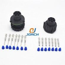 10 pcs 7 pin Auto Sensor Plug Waterproof Wire Connector 1.5MM BU STE KPL CIRCULAR DIN HOUSINGS 1718230 967650 1 968421 1