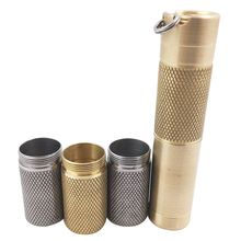 Titanium Alloy/Staineless Steel/Brass Extendsion Body Tube Accessories for DQG Slim Flash