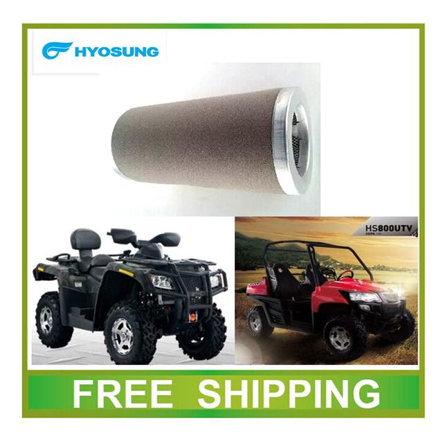 HS800 UTV 800cc hyosung ATV do filtro de ar acessórios frete grátis