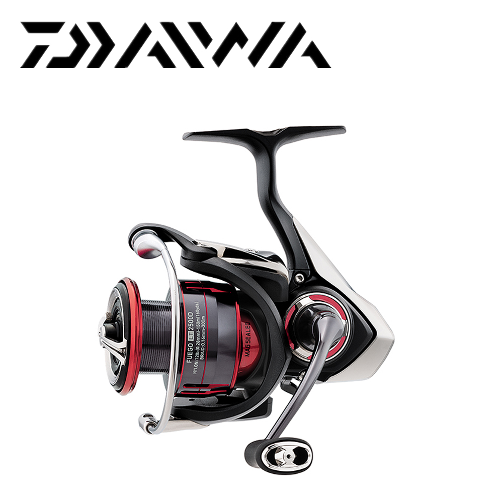 2018 NEW Daiwa Fuego LT 1000D 2000D 2500 3000-C 4000D-C 5000D-C 6000D Spinning Fishing  Reel Carbon Light Material Housing - LT(China)