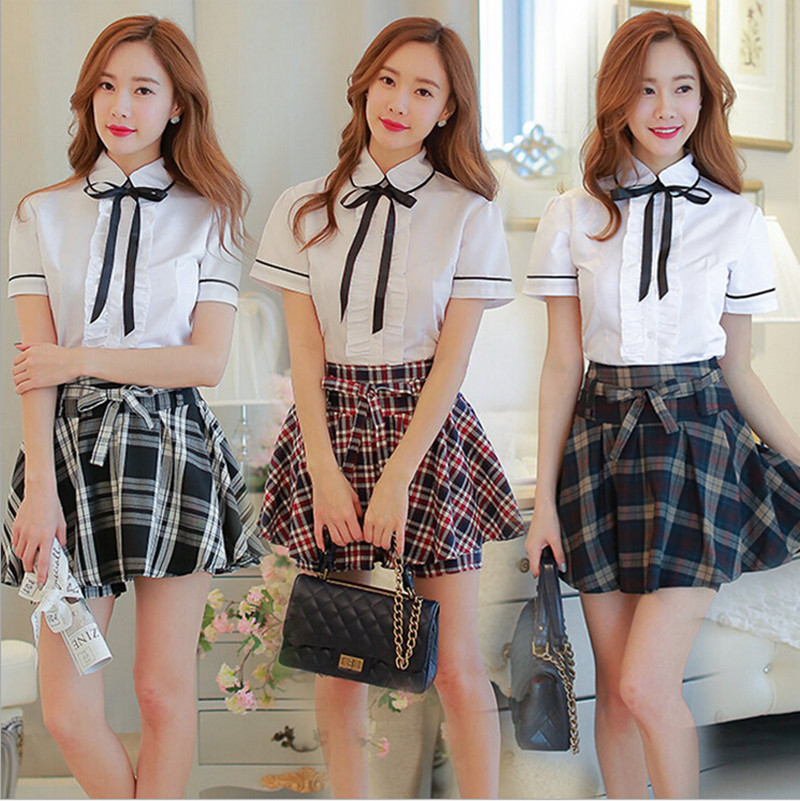 New Hot Sale High College Student Uniforms Japan Korea -9559