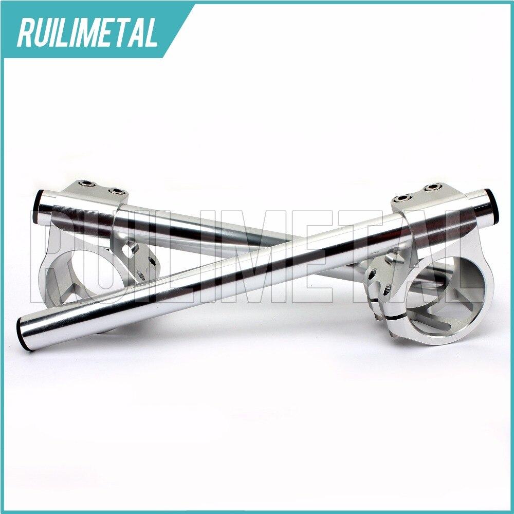 38MM Clip On Ons handlebar handle bar For YAMAHA FZR 400 600 89 90 91 92 93 94 95 96 1989 1990 1991 1992 1993 1994 1995 1996