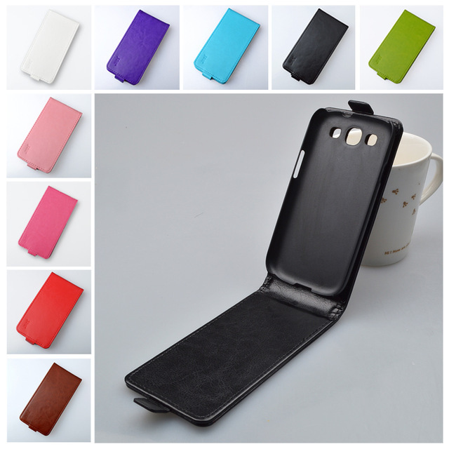 Leather case For Samsung Galaxy S3 Neo i9301 GT-I9301 i9300 GT-I9300 Duos i9300i phone cover for Samsung i 9300 / 9301 flip case