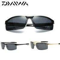 Daiwa Спорт на открытом воздухе Рыбалка солнцезащитные очки мужчины или женщины Рыбалка очки Велоспорт восхождение солнцезащитные очки с Смо...