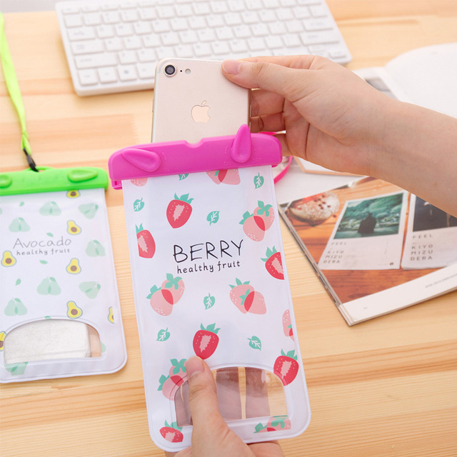 watch f5646 23d77 Smartphone Waterproof Phone Bags Floating Swiming Waterproof Phone Case  Waterproof Pouch Cell Phone Dry Bag for Mobilephone-in File Folder from  Office ...