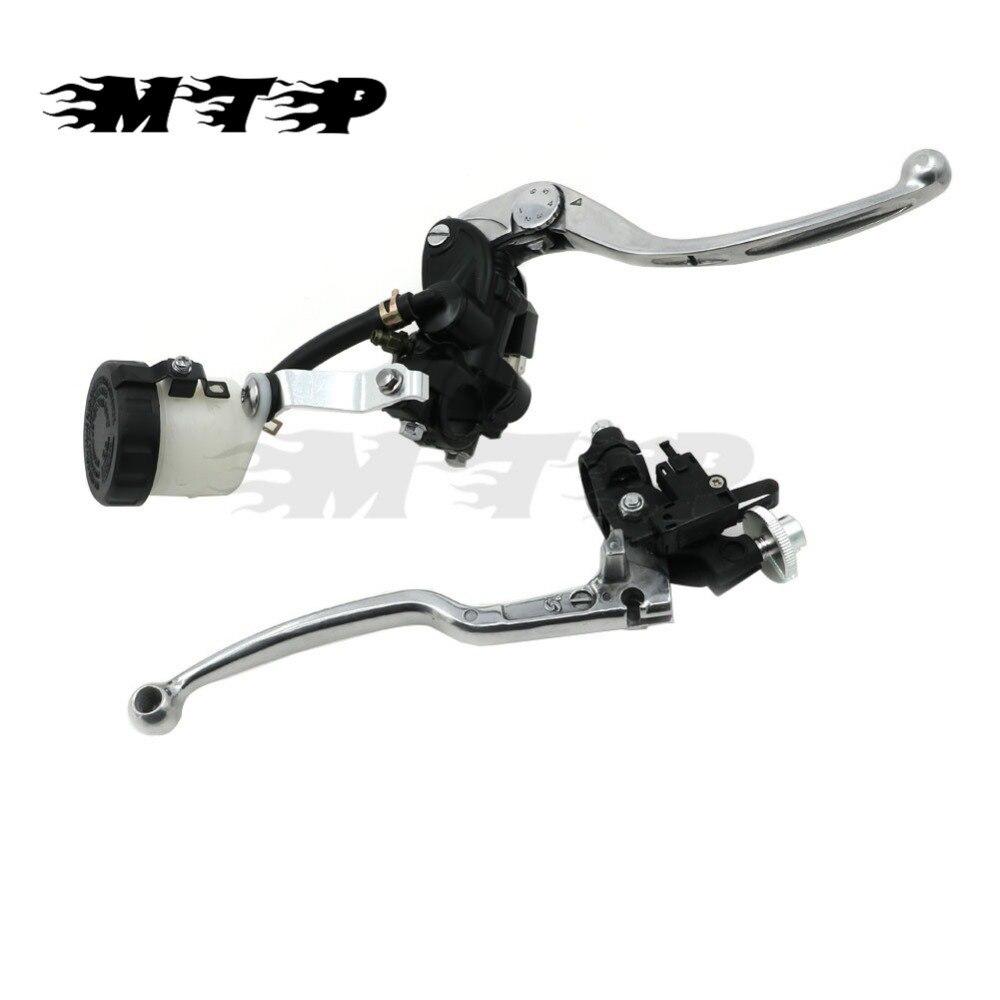 CBR 1000 RR Motorcycle Brake Master Cylinder 7/8