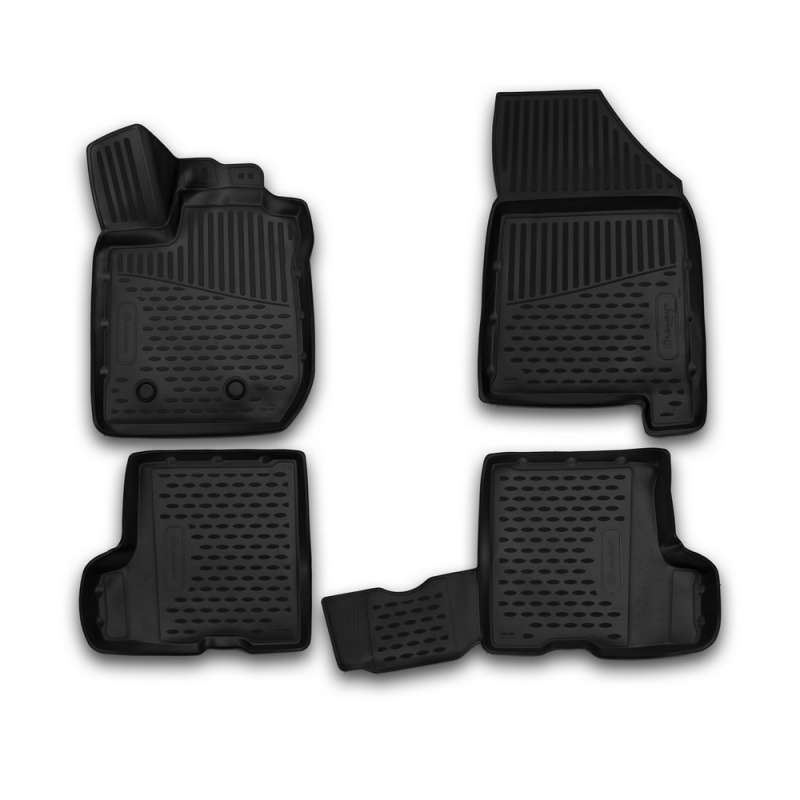 Car Mats 3D salon For LADA Xray, 2015-> (sets/lot With drawer), 4 PCs (polyurethane) 20pcs lot j31c mjd31c to252