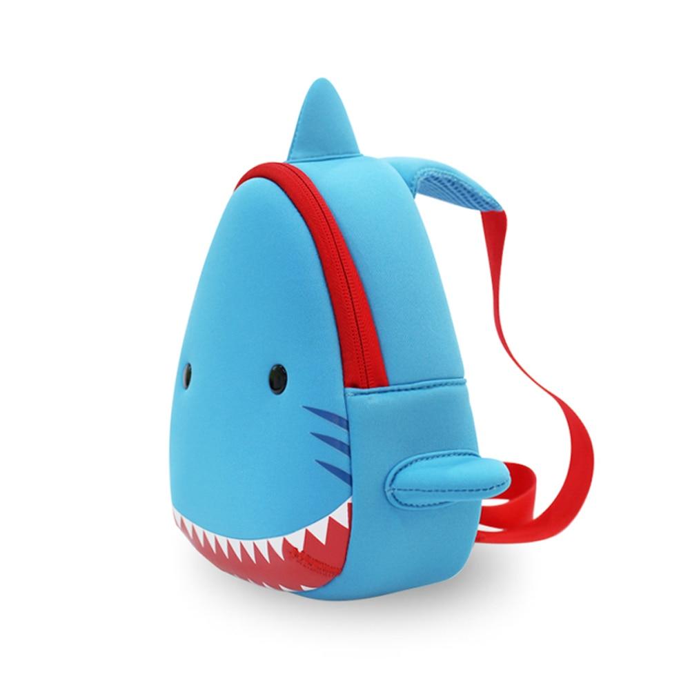 NOHOO Kids 3D Shark single shoulder School Bag Cute Boys Animal Cartoon Zoo  Children's Backpacks-in School Bags from Luggage & Bags on Aliexpress.com  ...