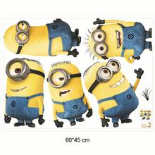 Minions run all over your kids room