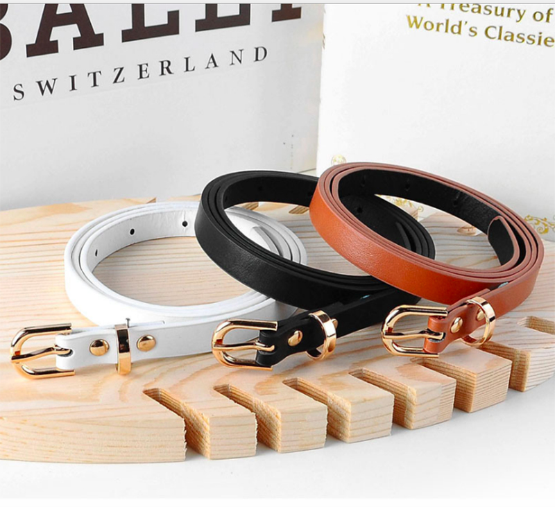 Luxury Belts Women New-Arrival Buckle Femininos-Pin Designer Casual High-Quality Fashion