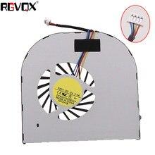 Novo ventilador de refrigeração do portátil para bell tx86 dfs551005m30t f92x original pn EG50040S1-C070-S9A cpu refrigerador radiador