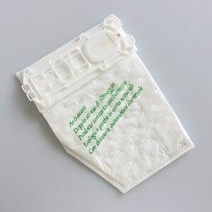 Image 2 - 무료 배송 10 Pcs 진공 청소기 먼지 봉투 Vorwerk VK135 VK136 KOBOLD135 KOBOLD136 VK369 FP135 FP136