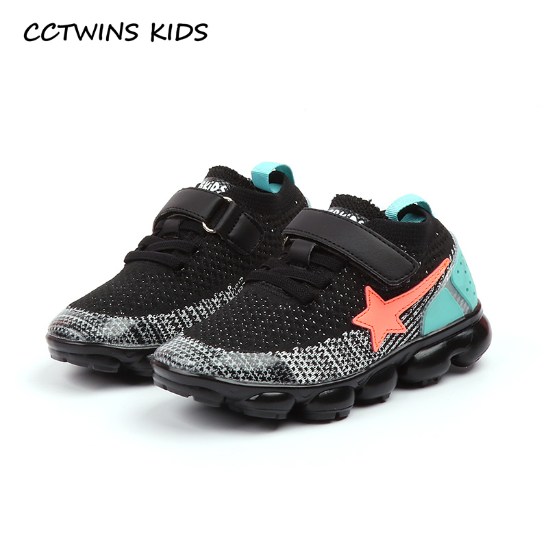 CCTWINS KIDS 2018 Autumn Baby Boy Sport Sneaker Children Fashion Star Casual Trainer Girl Brand Breathable Shoe FSL2243 bakkotie 2017 new fashion spring autumn baby boy casual sport shoe brand leisure trainer breathable sneaker girl first walkers