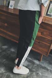 M-5XL! 2018 студентов мужского пола луч ноги брюки новая личность пот Штаны хан издание свободные повседневные штаны тенденция
