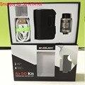 100% Cigarro Eletrônico Original Smokjoy Kit com Ar Ar 50 RTA 50 w TC Mini mod Atomizador vaporizador vs kanger evod mega kit AA