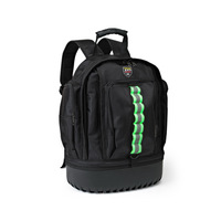 Large Size Multifunctional Waterproof Electrician Large Capacity Backpack Tool Bag Free Shipping