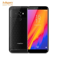 HOMTOM S99 4G Smartphone 5.5 Inch Android 8.0 Original Phablet 4GB RAM + 64GB ROM MTK6750 Octa Core 1.5GHz 6200mAh Mobile Phone